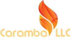 Caramba LLC :: We'll Call You Logo